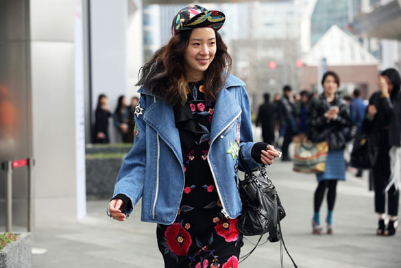 With the rise and visibility of Korean models like Irene Kim, street fashion in Korea is now getting some serious cred.