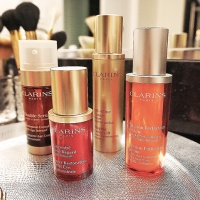 No Trick: Treat Yourself To a Clarins Facial For Just $50