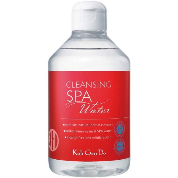 kgd spa water