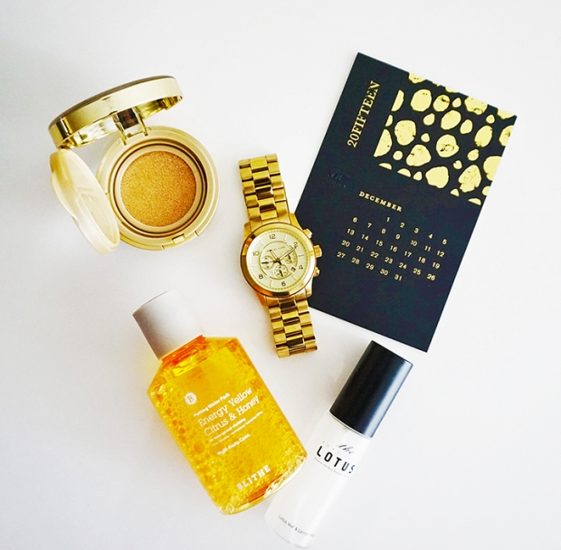 Time savers time hacks from Glow Recipe cushion compact, blithe patting splash mask, lotus facial mist