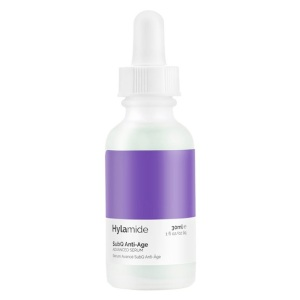 I'm obsessed with dropper serums, like the Hylamide SubQ Anti-Age Advanced Serum, which is flush with five different forms of It-ingredient hyaluronic acid.
