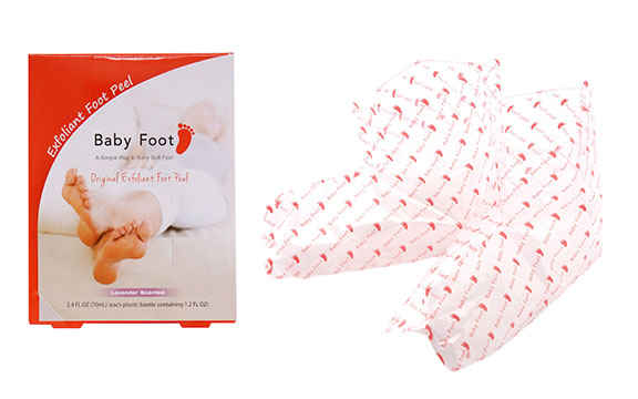 banish cracked dry feet with japan's award winning baby foot
