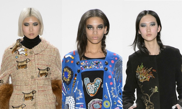 libertine too cool for school New York Fashion Week Fall Winter 2016