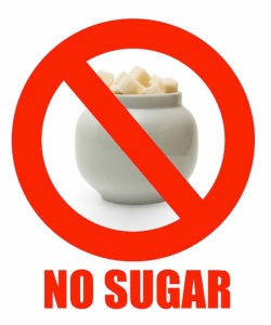 say no to sugar to fight adult hormonal acne