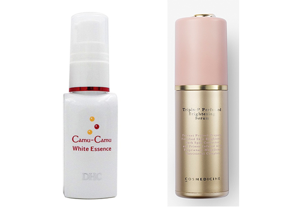 vitamin c hyperpigmentation fighting products dhc camu camu serum cosmedicine serum