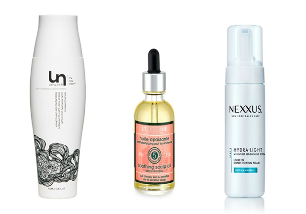 hair care trends include conditioning cleansers, pre-shampoo oil and conditioning foam
