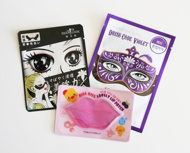 The latest in mask technology including beauteque fun masks