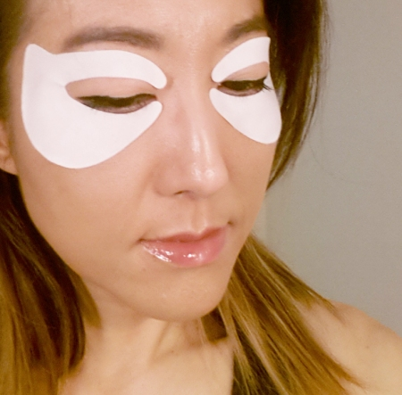 The latest in mask technology including dhc EYE MASKS
