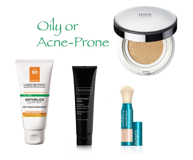 Best Sunscreens: Oily or acne-prone