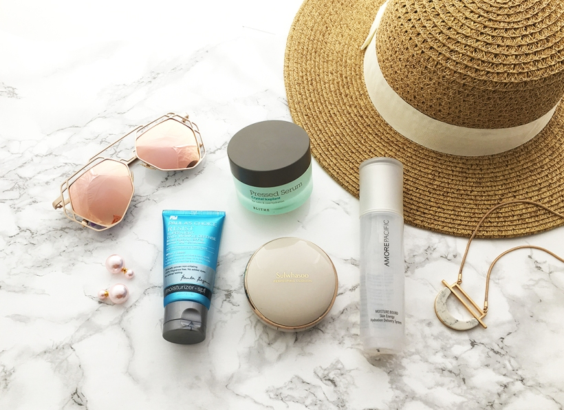 skin care for getaway weekends