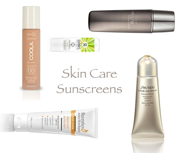 Best sunscreens: anti-aging