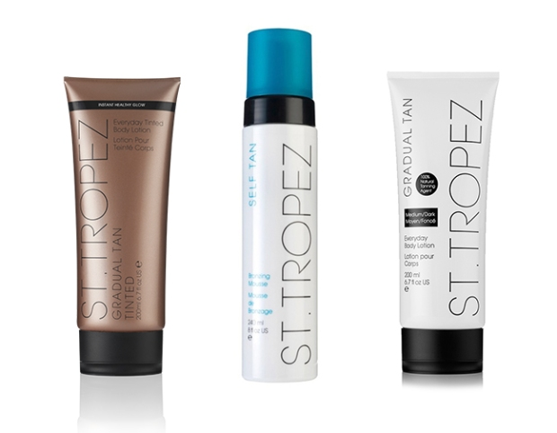 best self tanners st tropez