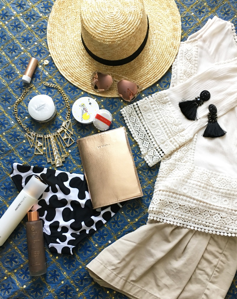 weekend getaway must-haves