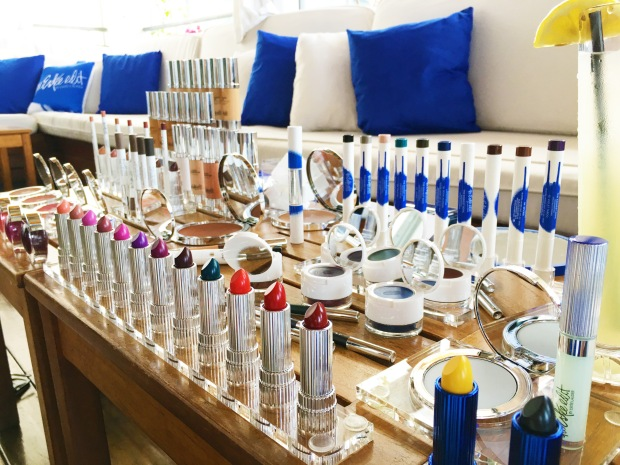 the estee edit press event