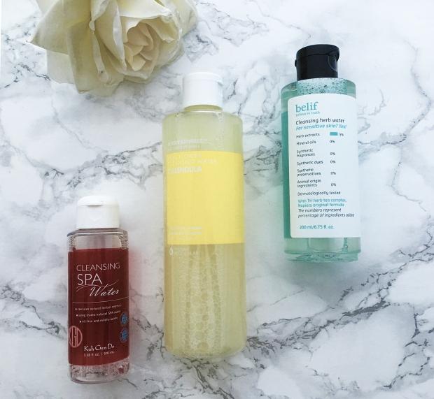 k-beauty micellar water