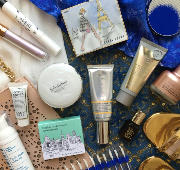 morocco what i'm packing beauty edition