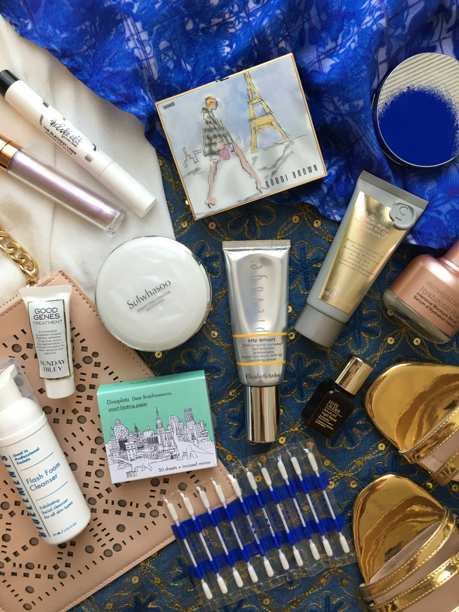 What I'm Packing for Morocco: Beauty Edition