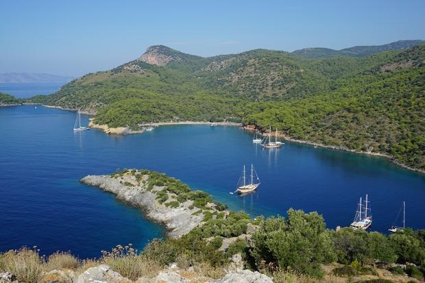 ST NICHOLAS ISLAND, TURKEY