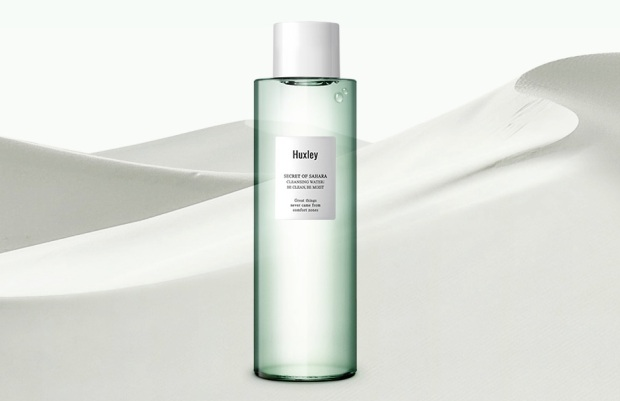 huxley cleansing water