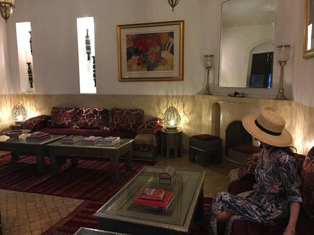 Riad Assakina, Marrakech, Morocco
