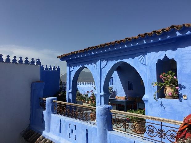 casa perleta in chefchaouen, morocco