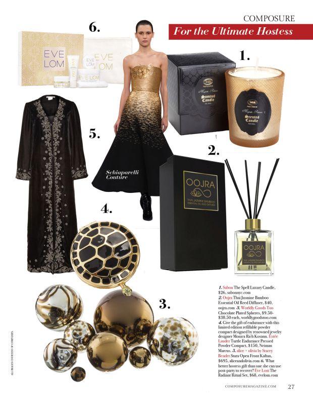 composure magazine ultimate gift guide