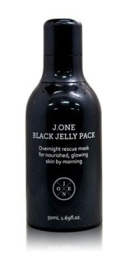 j. one black jelly pack