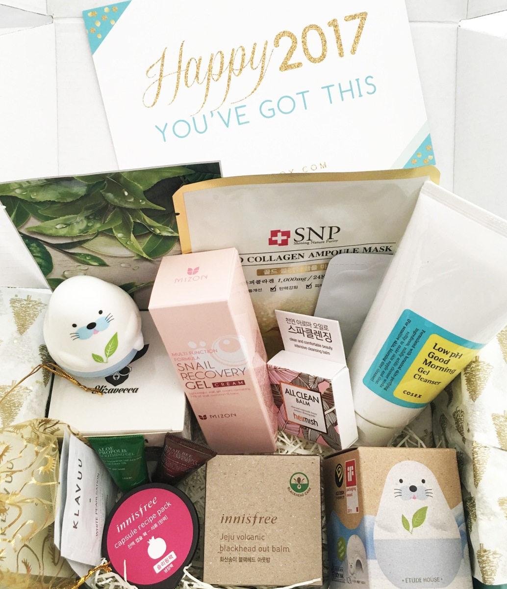 Unboxing My First Bomibox, the K-Beauty Subscription Box