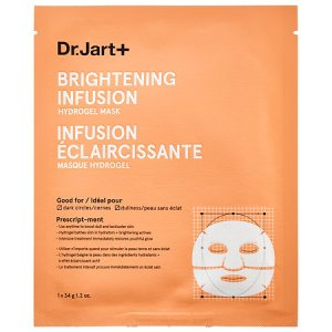 dr jart brightening infusion sheet mask